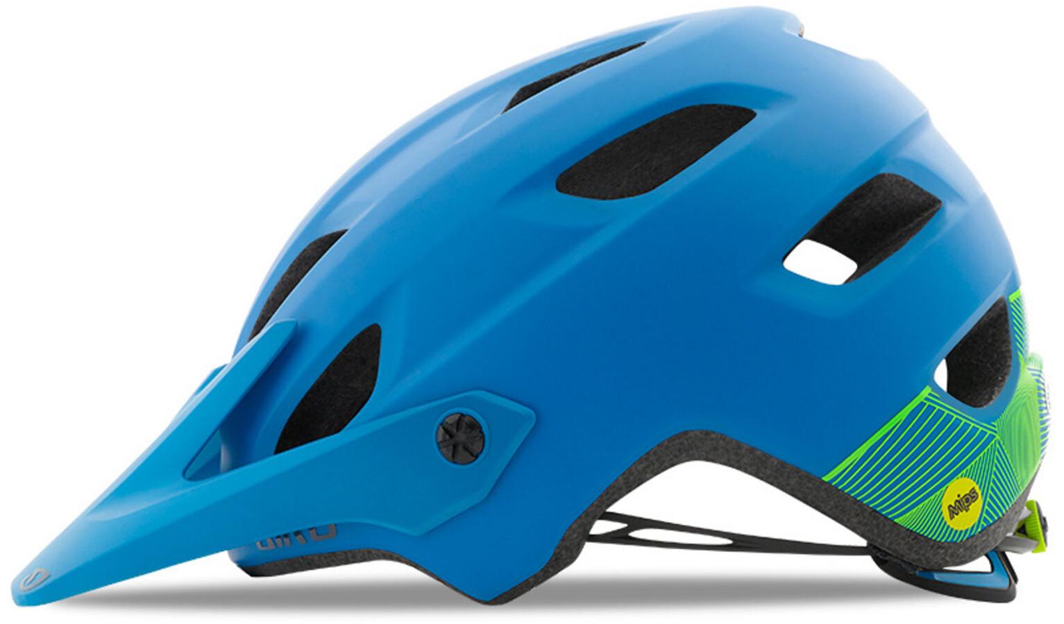giro chronicle mips bike helmet blue at. Black Bedroom Furniture Sets. Home Design Ideas